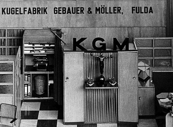 KGM Kugelfabrik