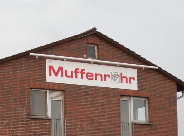 Muffenrohr