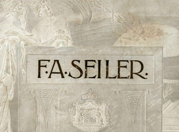 Der Aufstieg von F. A. Seiler in Dessau und die Anfänge des Versandhandels